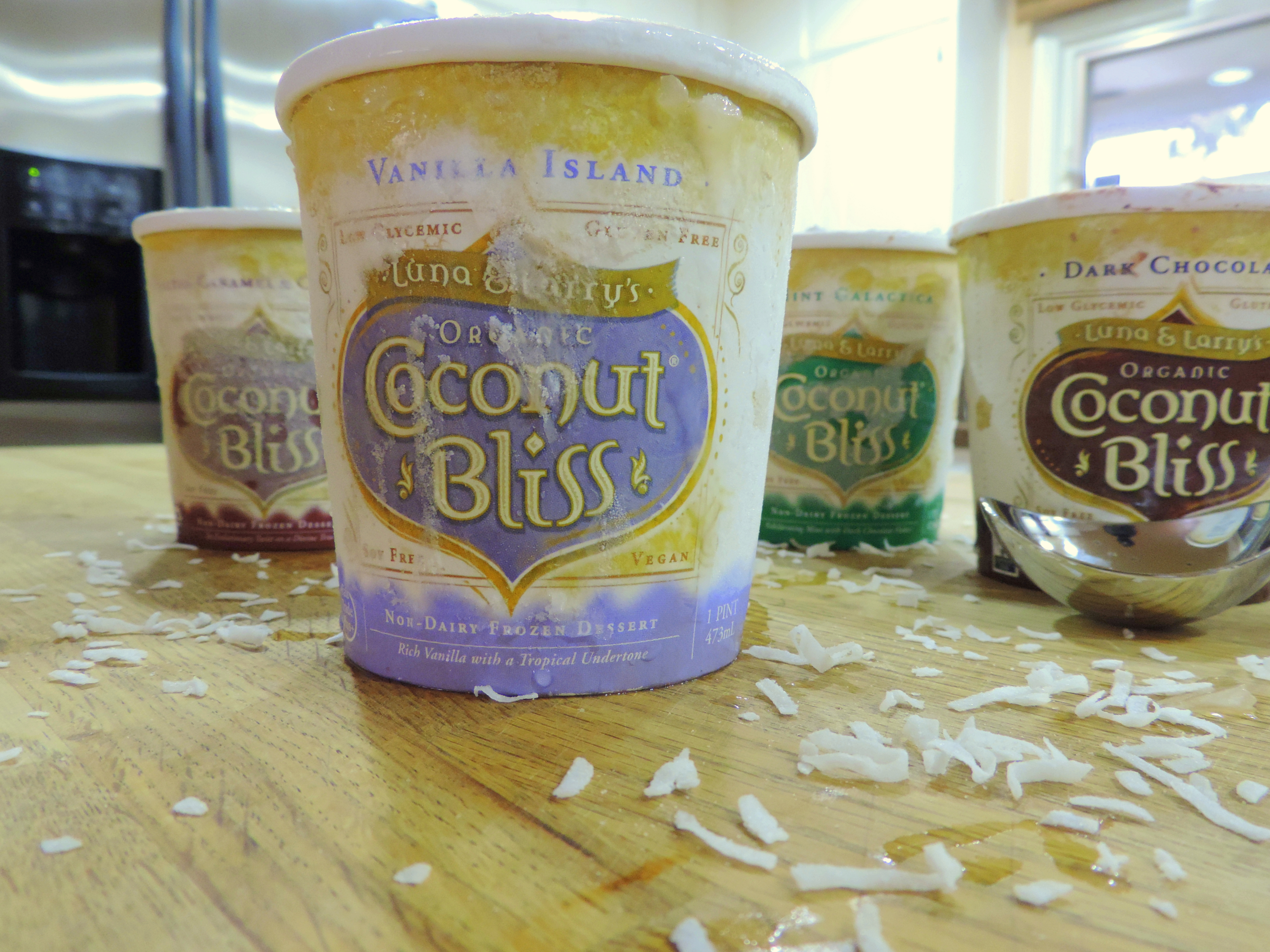 Coconut Bliss Salted Caramel And Chocolate Review